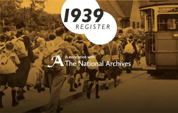 1939 register coming soon