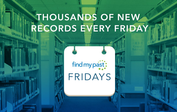New records every Friday