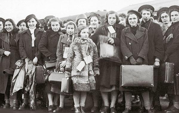 Jewish Family History