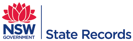 NSW State Records logo