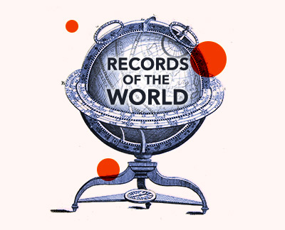 Records of the world