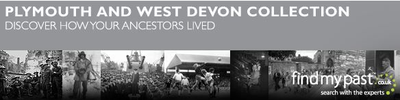 Partner Plymouth & West Devon Record Office | findmypast co uk