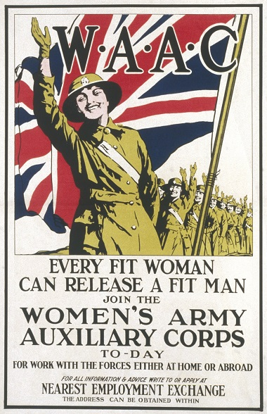 WAAC Recruitment Poster
